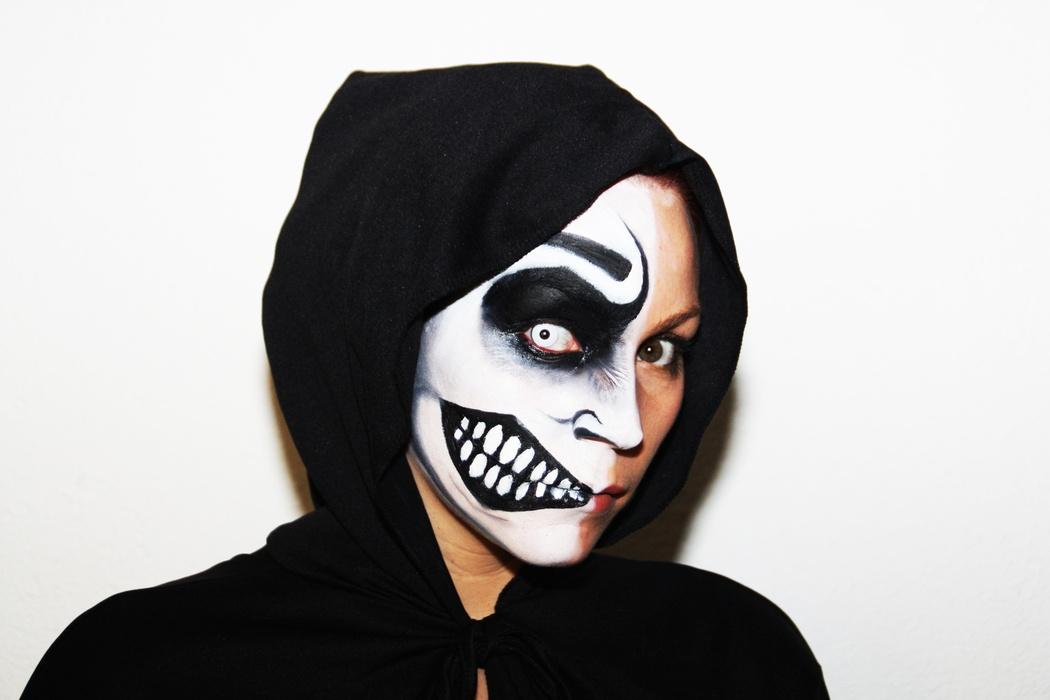Maquillage Halloween & Trompe Œil